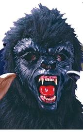 Маска разъярённой гориллы