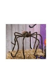 Коричневый мохнатый паук 200 см