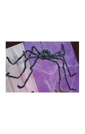 Серый мохнатый паук 200 см