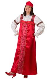 Костюм русской Марьи-красавицы