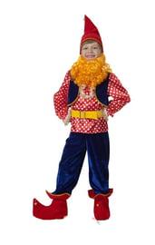 Детский костюм Весёлого Гномика