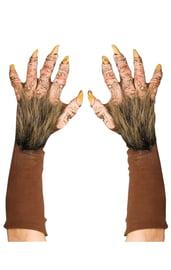 Перчатки для чудовища