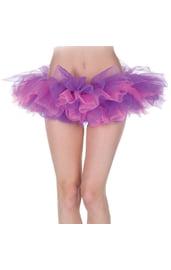 Фиолетово-розовая Туту юбка