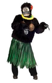 Костюм гавайской гориллы
