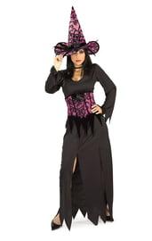 Костюм элегантной ведьмы