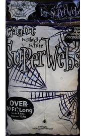 Паутина с пауками 138 грамм