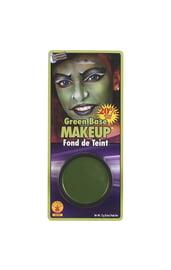 Зеленый грим для макияжа