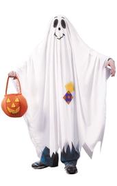 Детский костюм дружелюбного привидения