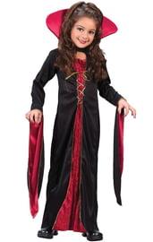 Костюм девочки вампирши