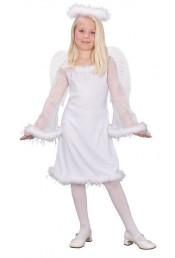 Детский костюм небесного ангела