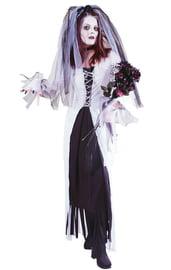 Костюм скелета невесты