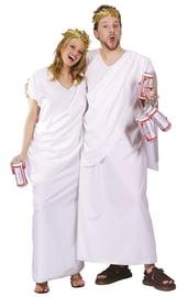 Белый костюм грека