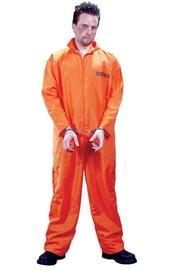 Оранжевый костюм заключенного