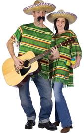 Полосатый костюм мексиканца
