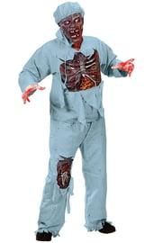 Костюм зомби доктора
