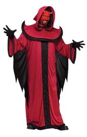 Красный костюм сатаны