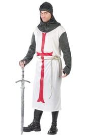 Костюм рыцаря тамплиера