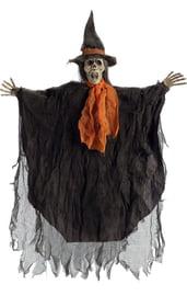 Подвесная фигура ведьмы 90см