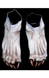Белые ноги монстра