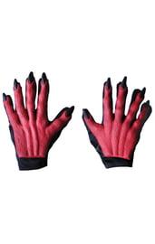 Красные перчатки демона