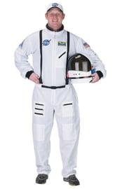 Белый костюм астронавта