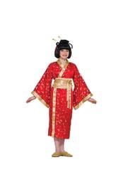 Детский костюм гейши