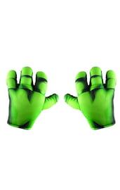 Мягкие перчатки Руки Халка