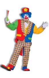 Костюм городского клоуна