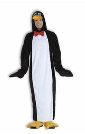 Плюшевый костюм пингвина