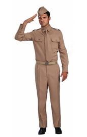 Костюм рядового солдата