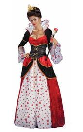 Карнавальный костюм королевы сердец