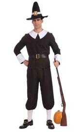 Черный костюм пилигрима