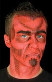 Дьявольский макияж