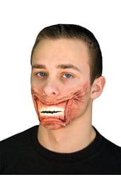 Накладной разорванный рот