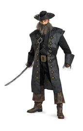 Костюм пирата Чёрная Борода
