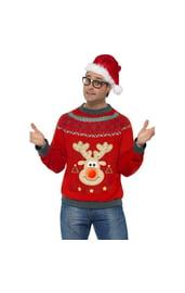 Рождественский джемпер