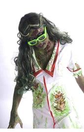 Зараженные очки зомби
