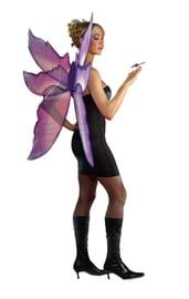 Фиолетовые крылья феи