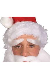 Брови Деда Мороза