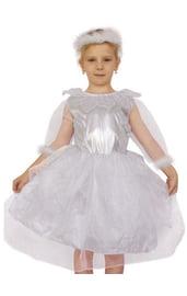 Детский костюм легкой Снежинки