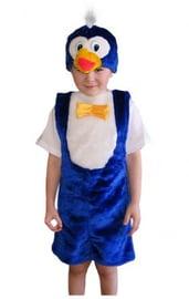 Синий костюм пингвина