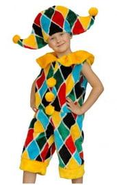 Детский костюм веселого шута