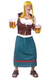 Мужской костюм Баварской красотки