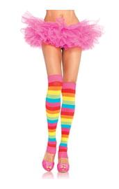 Разноцветные гетры