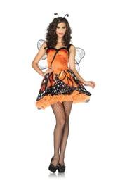 Костюм оранжевой бабочки