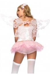 Крылья феи с блестками