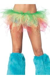 Разноцветная юбочка Туту