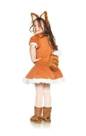 Костюм дружелюбной лисы детский