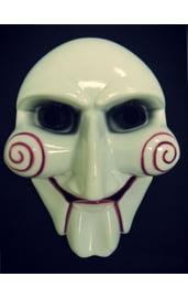 Пластиковая маска куклы Билли