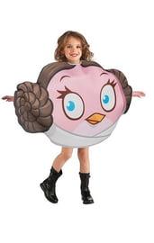 Детский костюм Леи в стиле Angry Birds
